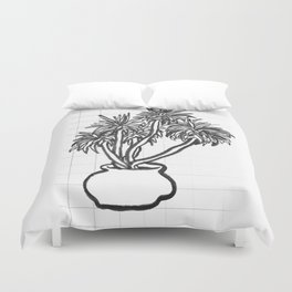 potential tree Duvet Cover