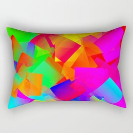 Here comes the nice summertime ... Rectangular Pillow
