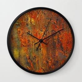 Oran 44 Wall Clock
