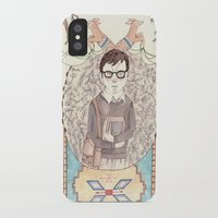 imagination iPhone & iPod Cases featuring Imagination by Brooke Weeber