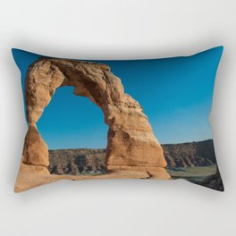 Just Before Sundown Rectangular Pillow