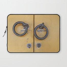 door handle Laptop Sleeve