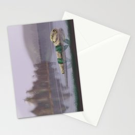 Sleeping Otter Stationery Cards