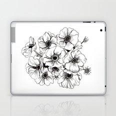 Anemones Bouquet Laptop & iPad Skin