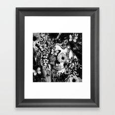 REM Framed Art Print