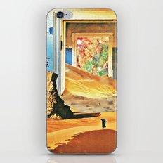 Through the Door iPhone & iPod Skin