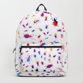 Bugs, Colorful Creepy Crawlies Backpack