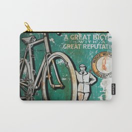 Britain's Best Bicycle Carry-All Pouch