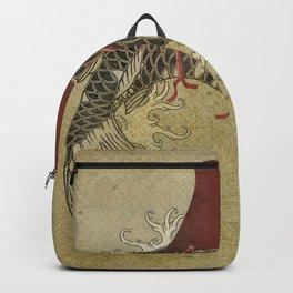 koi Shark Fin 03 Backpack