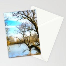 Lake Art Stationery Cards