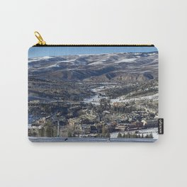 Downtown Carry-All Pouch