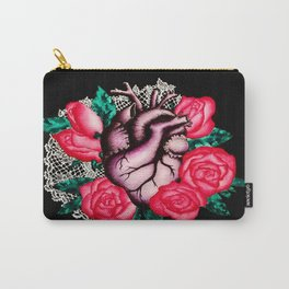 ROYAL HEART Carry-All Pouch