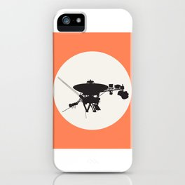 Voyager 2 iPhone Case