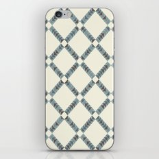 Navajo Winter Pattern iPhone & iPod Skin