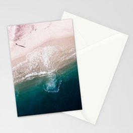 Ocean Walk V Stationery Cards