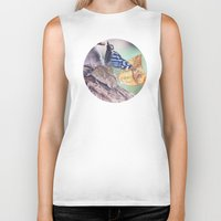 magic the gathering Biker Tanks featuring Gathering by MNO Photography
