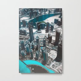 Dubai 36 Metal Print