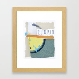 Prerecorded Framed Art Print