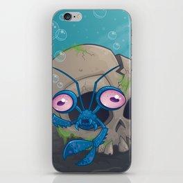 Eye Crustacea iPhone Skin