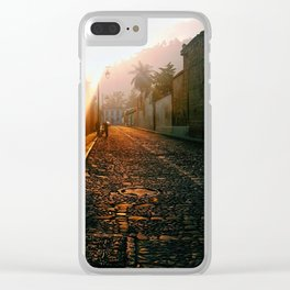 Can't Alto, Won't Alto Clear iPhone Case