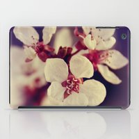 blossom iPad Cases featuring Blossom... by Chubbybuddhist