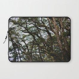 wild forest on the kepler track Laptop Sleeve