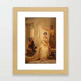Esther by Edwin Long Framed Art Print