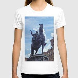 Piazza della Signoria, Florence T-shirt