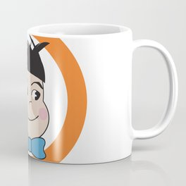 Mabo in ring of orange Coffee Mug