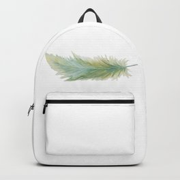 Wanderlusting Feather Backpack