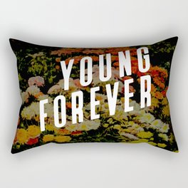 bts nature Rectangular Pillow