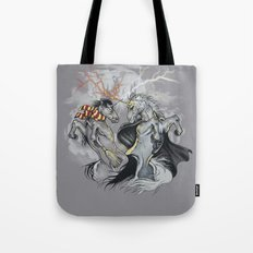 Retold with Unicorns II Tote Bag