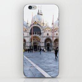 Venezia, San Marco iPhone Skin