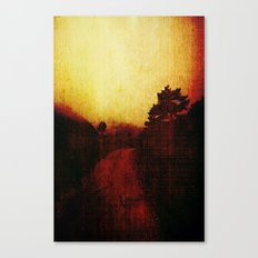 ridicule Canvas Print