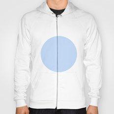 blue circle Hoody