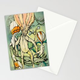 Lifted,Grounded. Stationery Cards