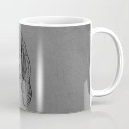 Bassett Bow Tie Coffee Mug
