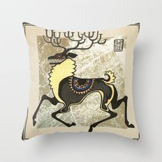 Lieaibolmmai Throw Pillow