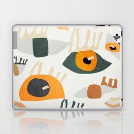 Abstract Art Eyes Laptop & iPad Skin