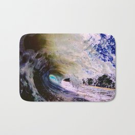 From the stars to the ground, in the water Bath Mat