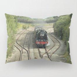 Royal Scot at Tiverton Junction Pillow Sham