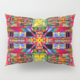 Kaleidoscope Window no. 4 Pillow Sham