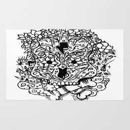CandySkull Rug