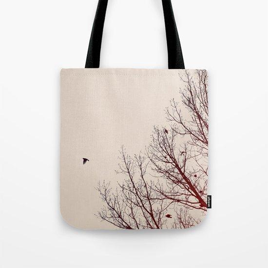 Umber Days Tote Bag