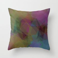 Shapes#2 Throw Pillow
