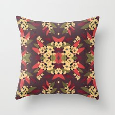 Pattern 003 Throw Pillow