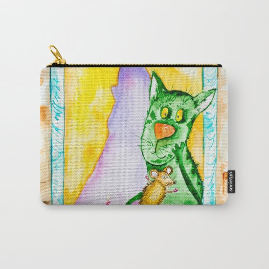 Friends) Carry-All Pouch