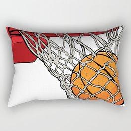 ball basket Rectangular Pillow