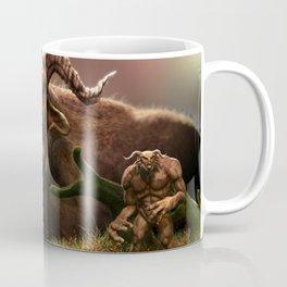 Fauno Monster  Coffee Mug