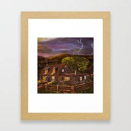 """Ave Hurley """"Camp Verde"""" Framed Art Print"""